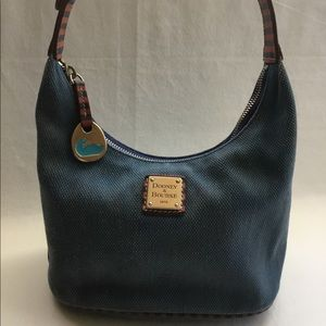 Dooney & Bourke Vintage bucket bag/ hobo material